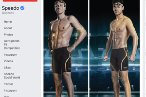 Rio 2016 Speedo Social Media